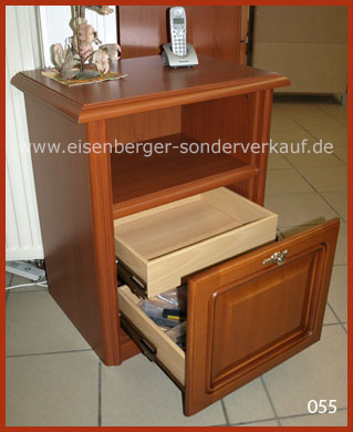 Bild 055 Rustica B:62cm H:73cm T:43 cm Kirschbaum
