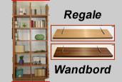 Regale Wandbord